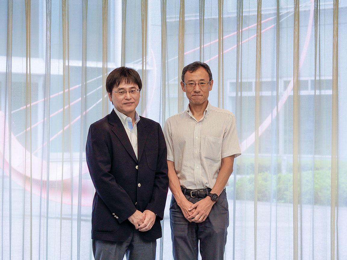 写真:三井住友トラスト・システム&サービス株式会社 左:吉田様 右:山田様
